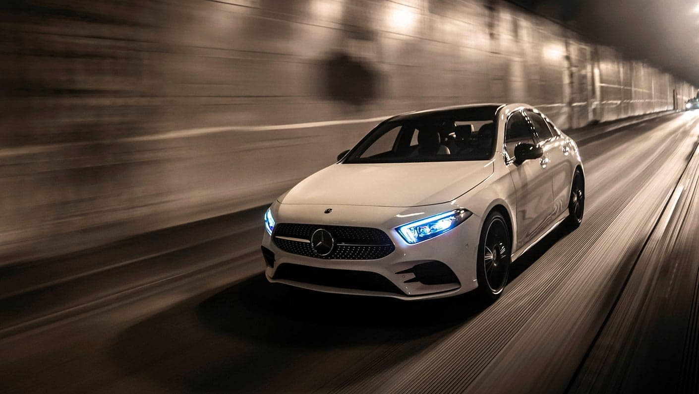 new mercedes-benz a class sedan for sale in bend, oregon