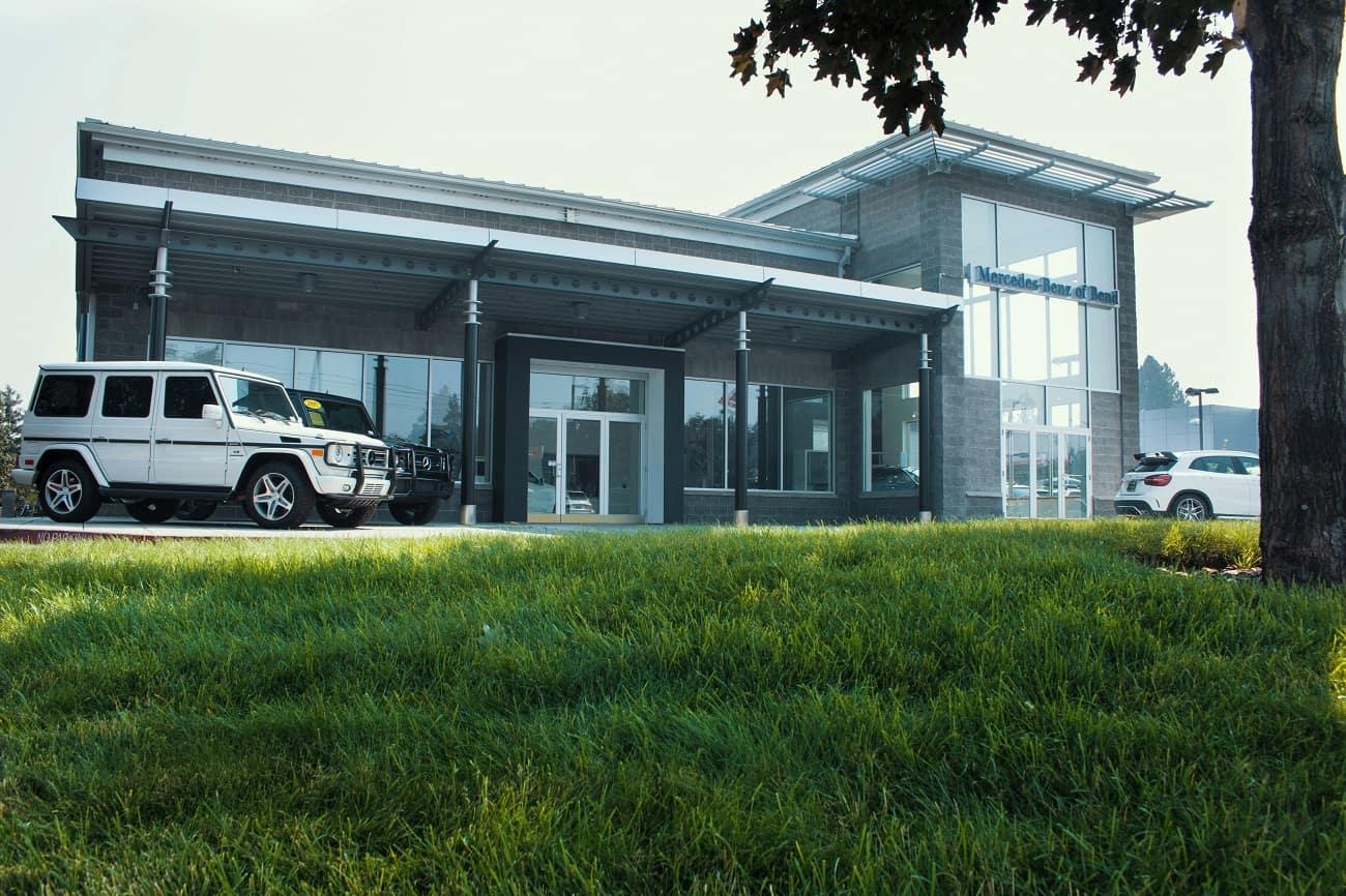 New Mercedes-Benz Dealership in Bend, OR