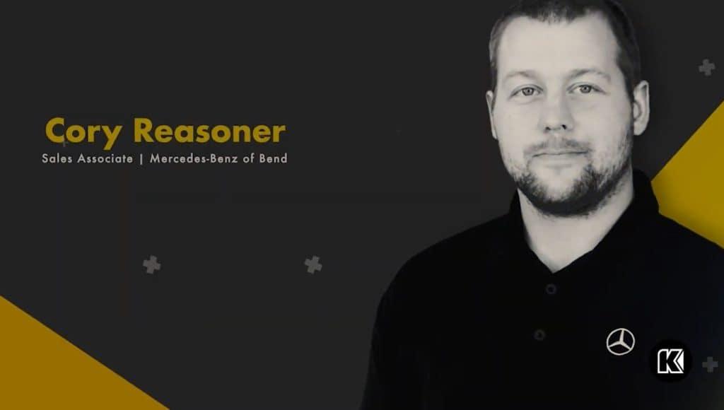 Cory Reasoner Sales Associate Mercedes-Benz of Bend