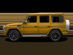G-Class model side