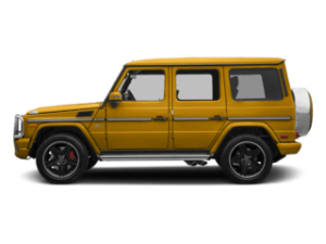 G-Class model side