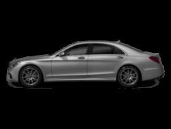S-class model side