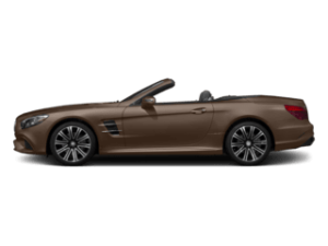 SL Roadster model side