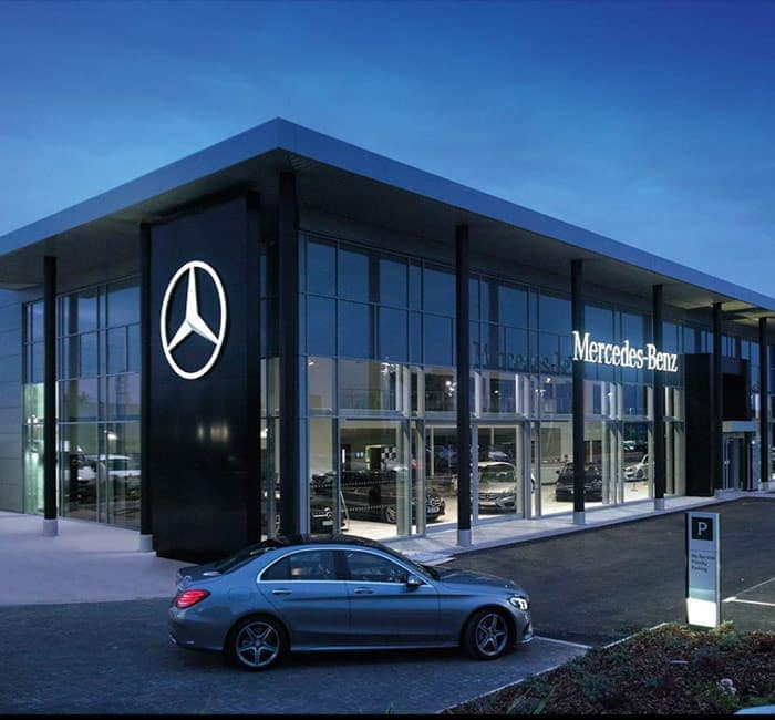 Welcome to Mercedes-Benz of Centerville