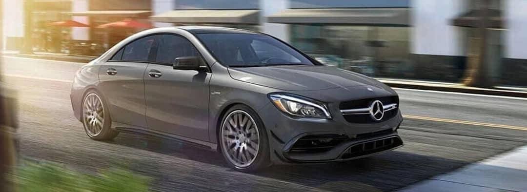 2018 Mercedes-Benz CLA coupe