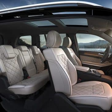 2019 MB GLS Seating