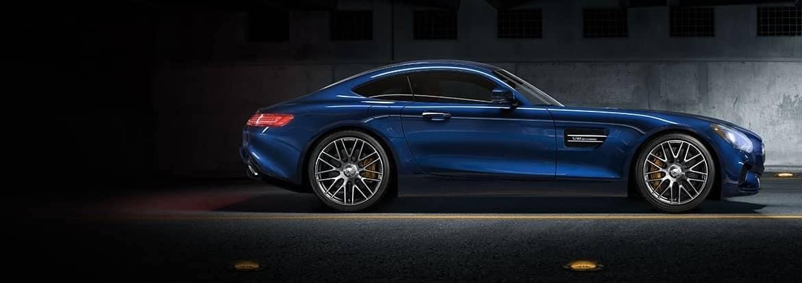 Mercedes-Benz GT S