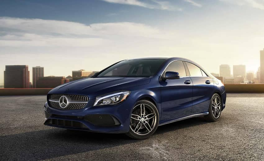 2019 Mercedes-Benz CLA 4-Door
