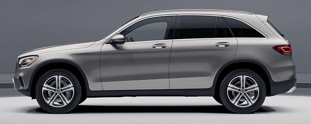 2021 Mercedes-benz GLC promo image