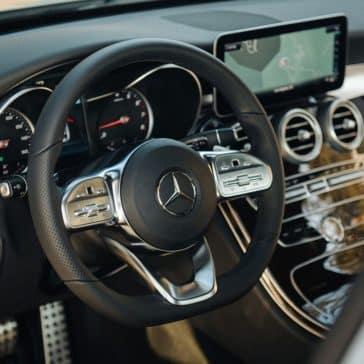 C-Class Steering Wheel