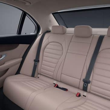 C-Class Back Seating