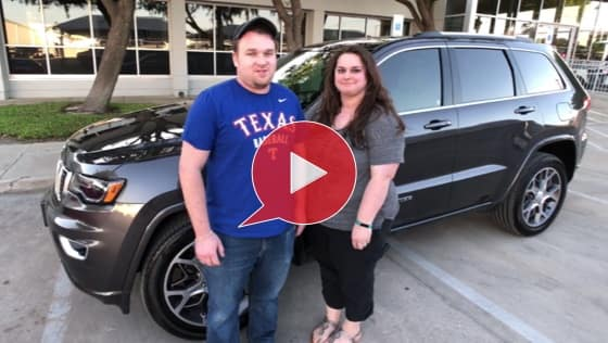 Grand Cherokee Owner Review - Lance & Rebecca