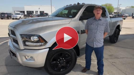 RAM 2500 Owner Review - Thomas A