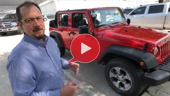 Wrangler JK Owner Review - Rob A.