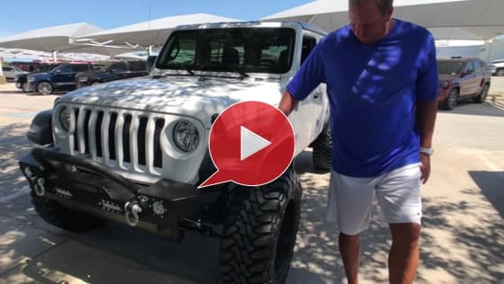 Wrangler JL Owner Review - Glenn S.