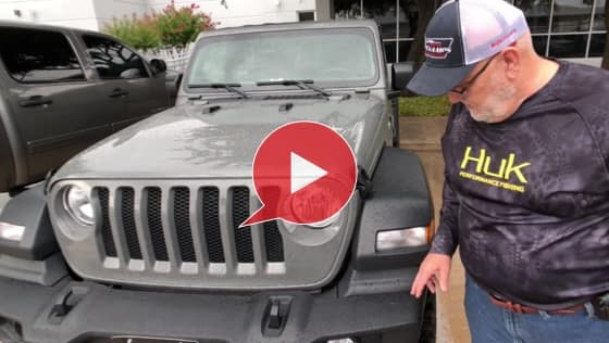 Wrangler JL Owner Review - John P.