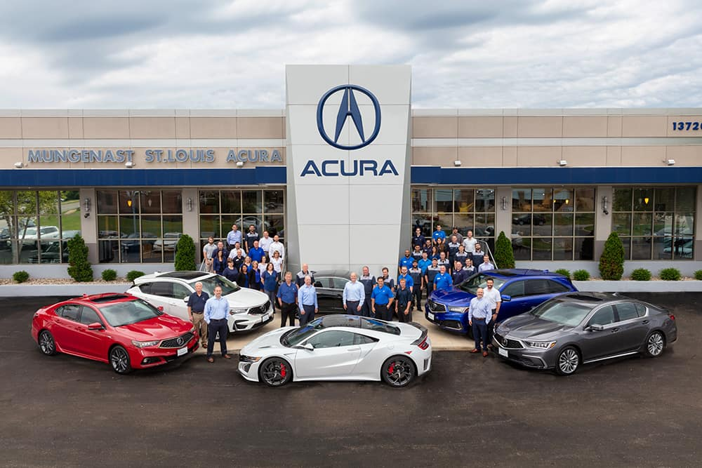 Acura Dealers St Louis >> St Louis Acura Acura Dealer In St Louis Mo