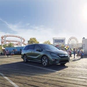 2019 Honda Odyssey Cerritos CA