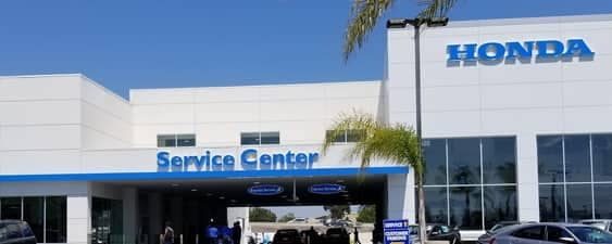 Norm Reeves Service Center