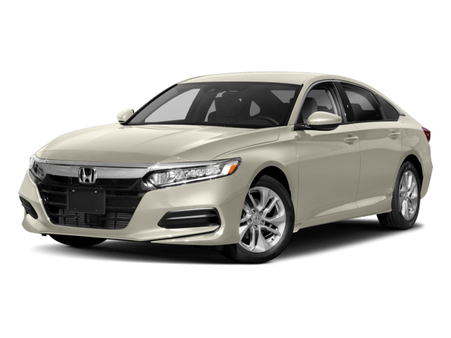 New 2018 Honda Accord LX 2WD Auto