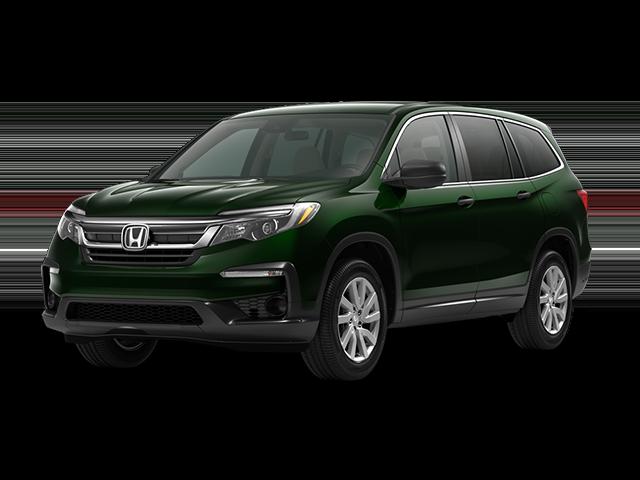 New 2020 Honda Pilot LX 2WD Auto
