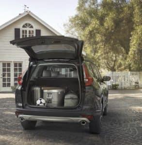 2019 Honda CR-V trunk space