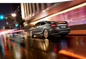 2015 Honda Civic Si Coupe Modern Steel Metallic