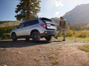 2019 Honda Passport vs Chevy Blazer