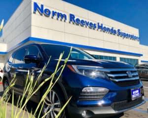 Honda Pilot at Norm Reeves Honda Cerritos