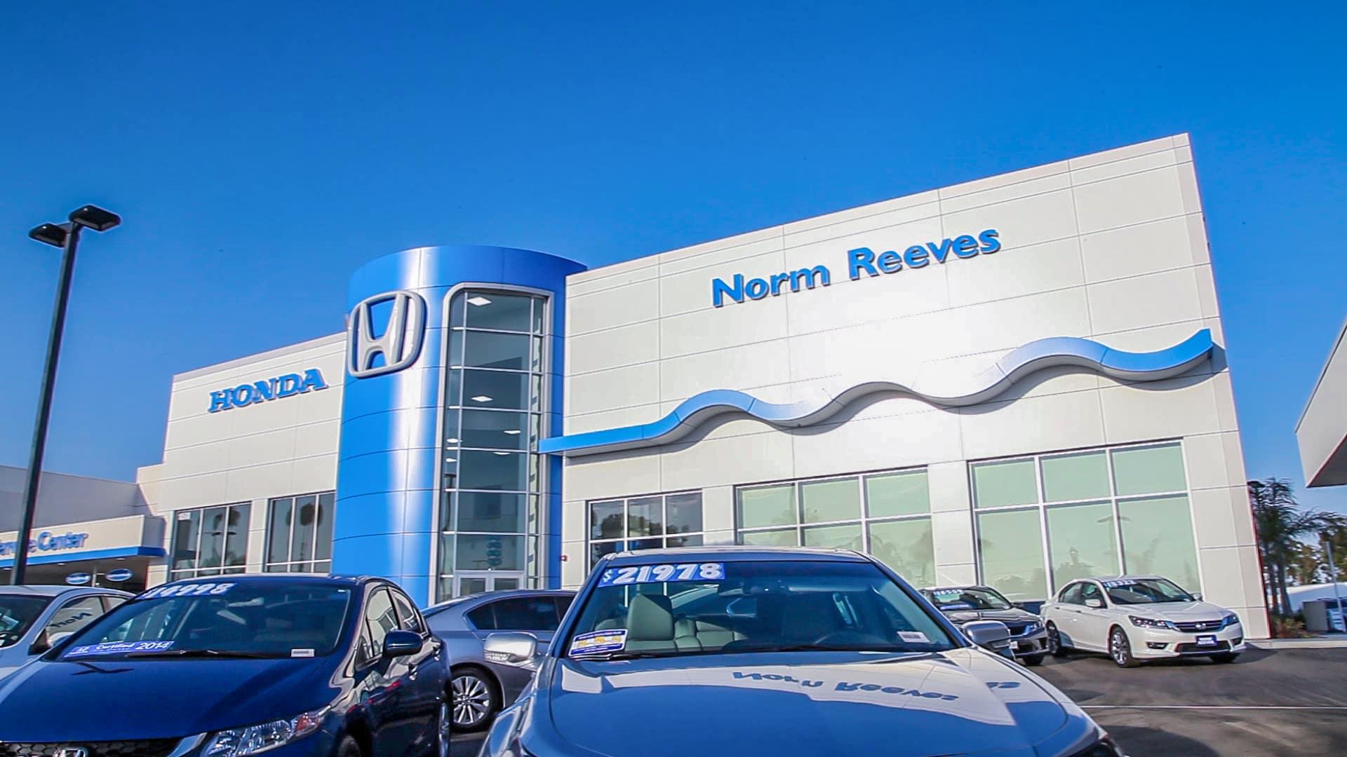 Norm Reeves Honda Superstore Cerritos, CA
