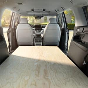 2020 Honda Odyssey Interior Passenger and Cargo Dimensions