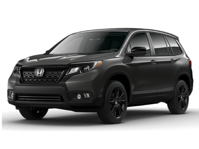 New 2019 Honda Passport Sport FWD Auto