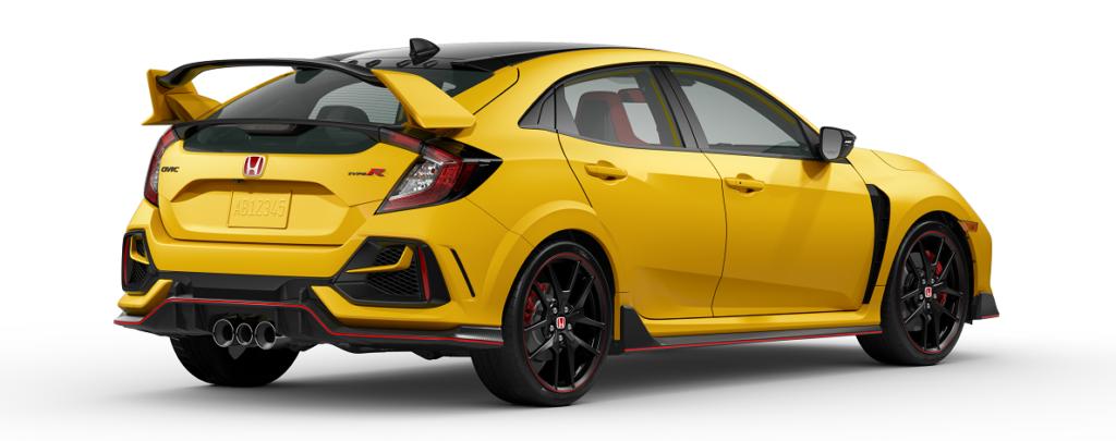 2021 Honda Civic Type