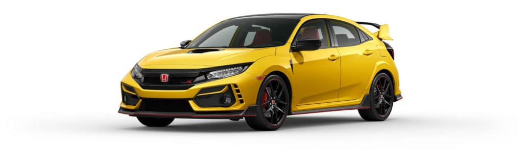 Honda Civic Type R Special Edition