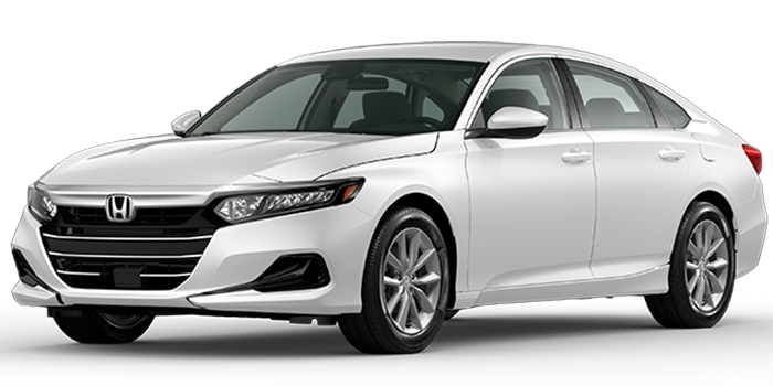 New 2021 Honda Accord 1.5T LX CVT