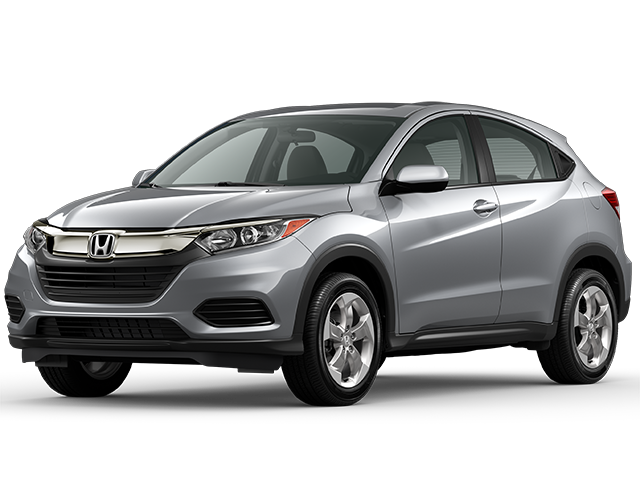 New 2021 Honda HR-V LX FWD