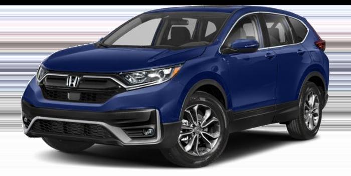 New 2021 Honda CR-V EX FWD