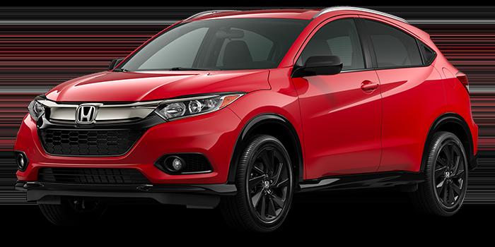 New 2021 Honda HR-V Sport FWD