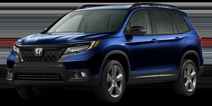 Select New In-Stock Honda Passport Vehicles