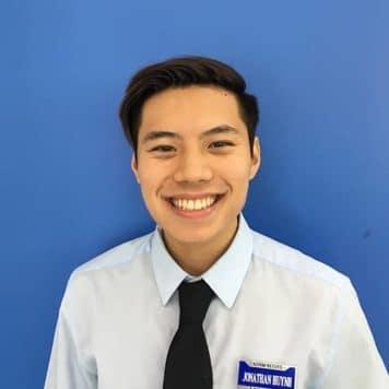 Jonathan Huynh
