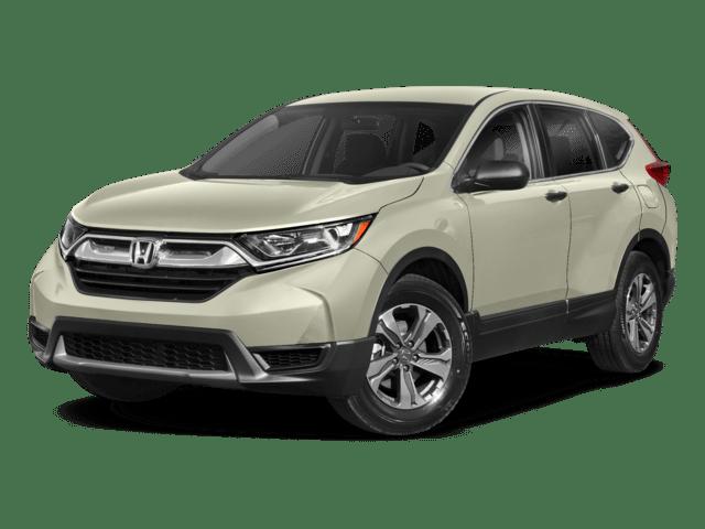 New 2018 Honda CR-V LX 2WD Auto