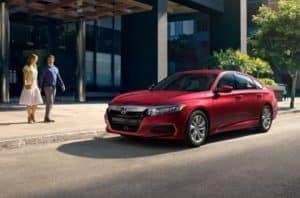 Honda Accord LX Radiant Red Metallic