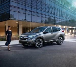 Honda CR-V Gunmetal Metallic