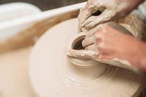 Take a Pottery Class
