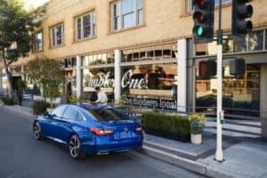 Honda Accord Sport Obsidian Blue