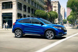 Honda HR-V Blue