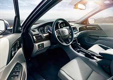 Honda Accord Interior Techonlogy Features
