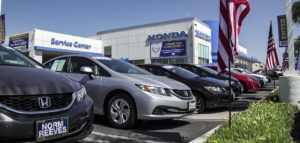 Honda Dealer near Costa Mesa