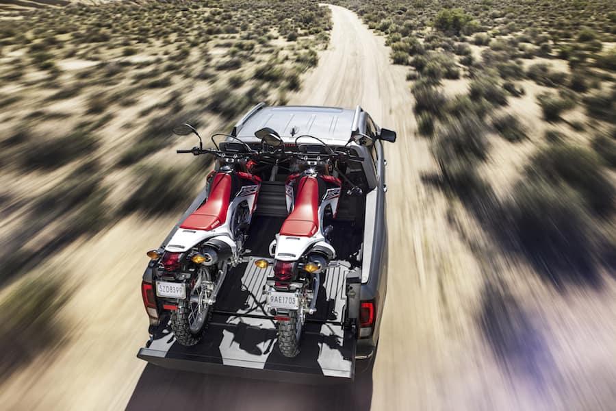 2019 Honda Ridgeline Payload