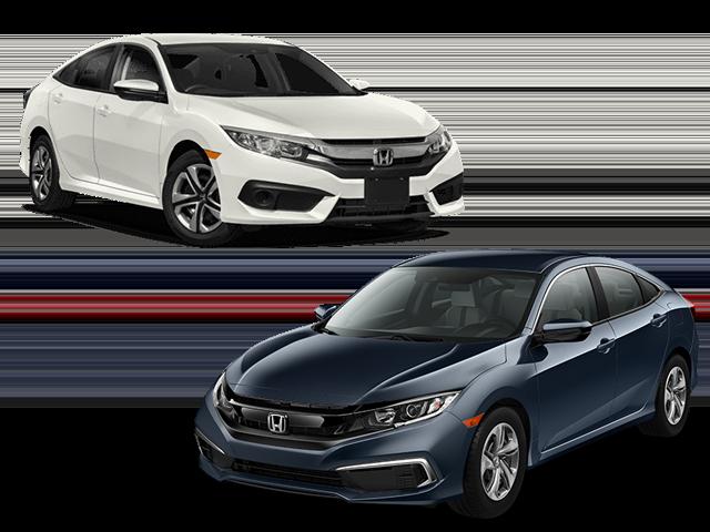 2018 / 2019 Honda Civic Special APR